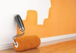 Подготовка и побелка стен внутри помещений