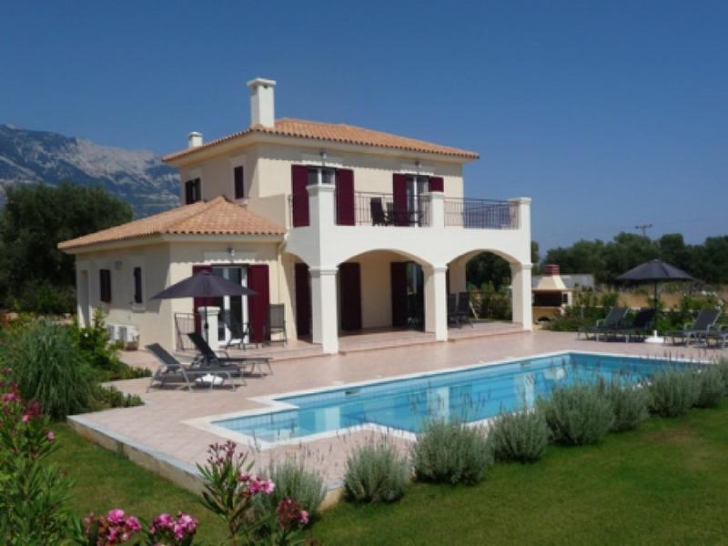 Дом-в-Греции