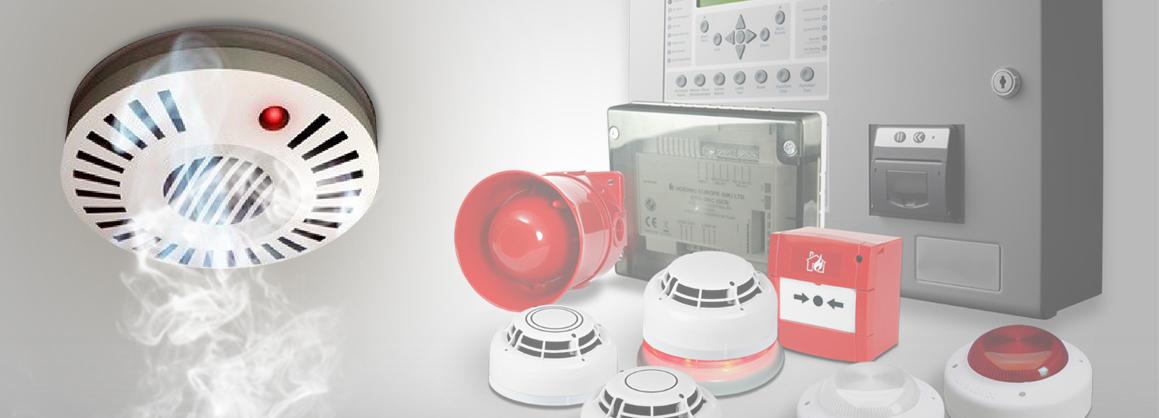 Как организовать пожарную безопасность в доме и установить датчики?