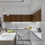 Как подобрать кухню в стиле минимализм?